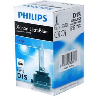 Автолампа ксеноновая PHILIPS D1S XENON ULTRABLUE 35W
