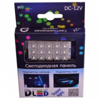 LED панель 15 Led Super-Flux