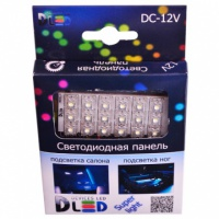 LED панель 18 Led Super-Flux